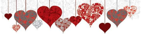 valentinesday-hanging-hearts