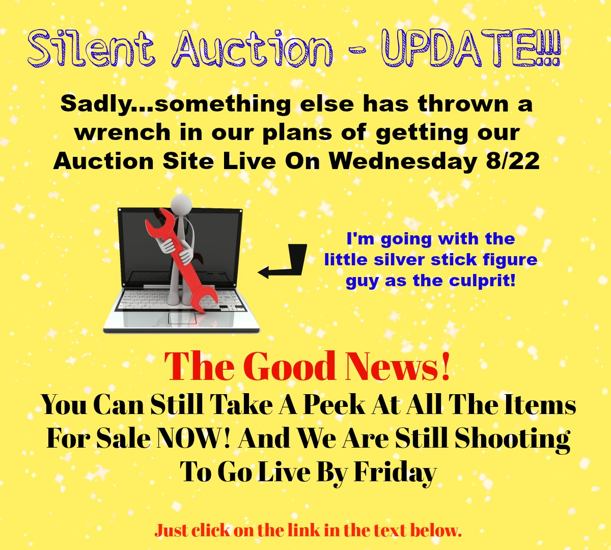 Silent Auction Update 2