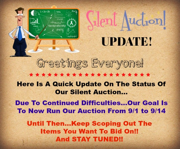 Silent Auction Update 4